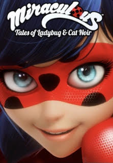 The Tales of Ladybug & Cat Noir here on the Top 10 at #10
