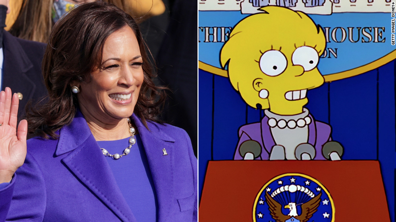This is no coincidence that The Simpsons seem to get it right once again.