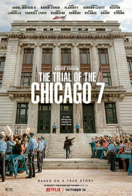The Trial of the Chicago 7 is a nominee for Best Picture.