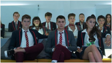 The new students at Las Encinas prepare to get riddled in drama. Photo Courtesy of Variety.com