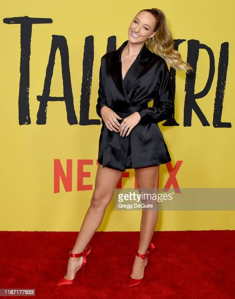 LOS ANGELES, CA - SEPTEMBER 09:  Ava Michelle attends the Premiere Of Netflix's