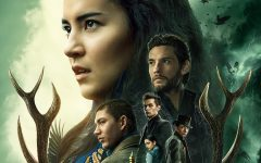 The show's poster follows the style of other fantasy movies/TV shows.