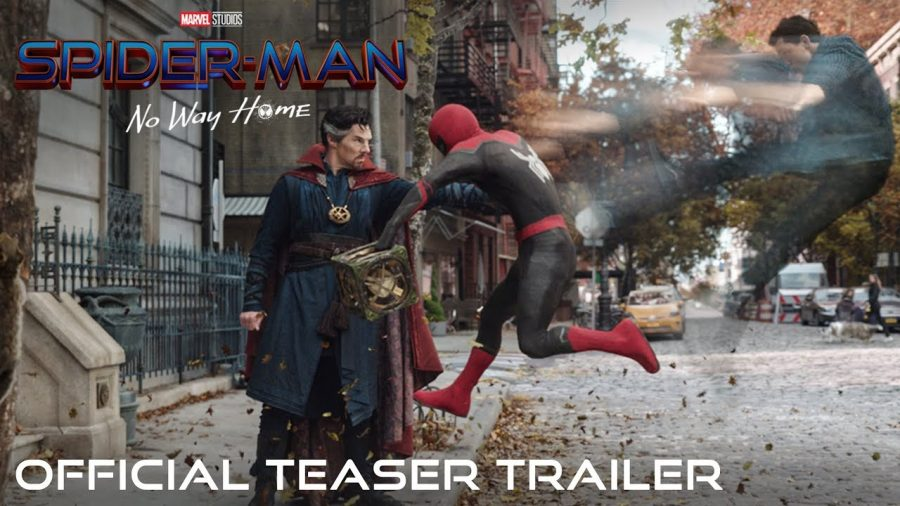 Official Teaser Trailer of Spider-man No Way Home