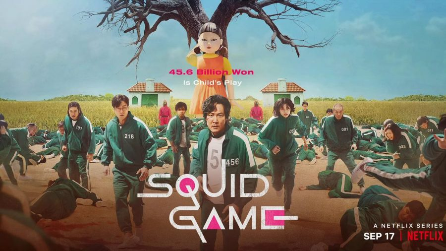 Netflixs+Newest+Show+Squid+Game+has+Become+Their+Most+Popular