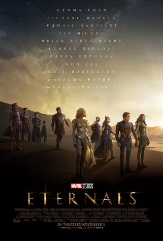 The Released Trailer of Marvels Newest Movie, The Eternals